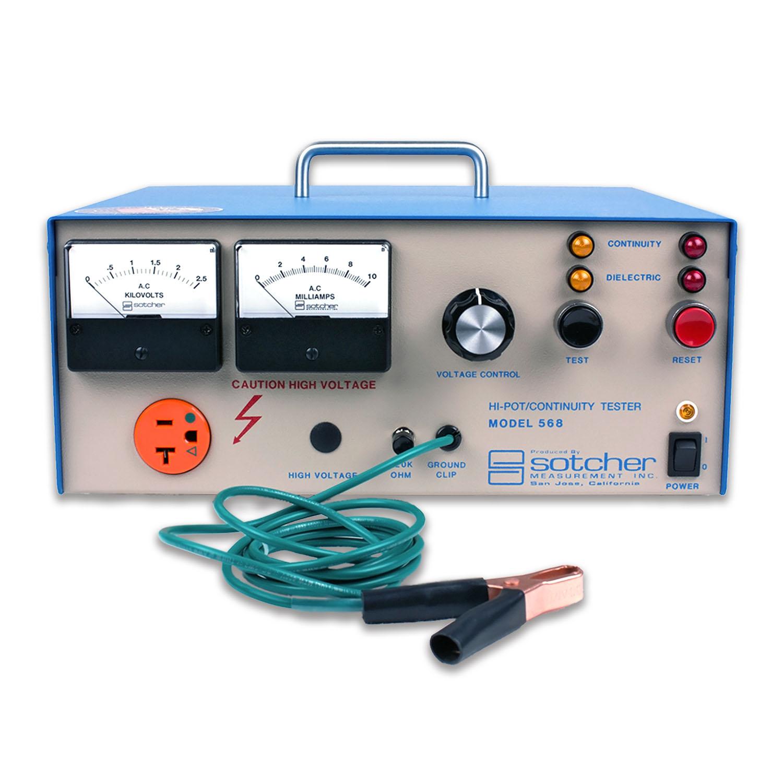High Voltage Electrical Testers : Sotcher